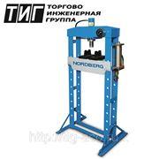 Пресс напольный гидравлический 30 тонн NORDBERG фото