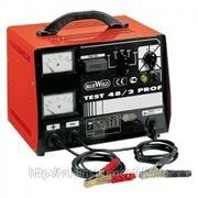 Зарядное устройство blueweld test 48/2 prof 807638 фото