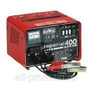 Однофазные профессиональные зарядные и пускозарядные устройства IMPERIAL 400 START фото