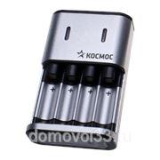 Интеллектуальное зарядное устройство с функцией предотвращения перезаряда фото