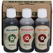 Набор удобрений Try Pack Indoor BioBizz 0,25 L фото