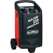 Однофазные профессиональные зарядные и пускозарядные устройства MAJOR 520 START фото