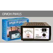 Зарядно-предпусковое устройство для аккумуляторов ОРИОН PW415 фото