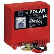Однофазное переносное профессиональное зарядное устройство POLAR 14 фото