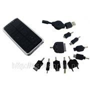Комплект для аварийной зарядки мобильных телефонов, фотокамер, PSP