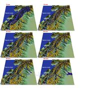 Прогноз динамики затопления территорий в случае ЧС - ливневые паводки фото