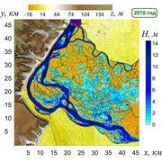 Расчет зон затопления в зависимости от режима работы гидротехнических сооружений фото