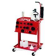 FLEXBIMEC 3495 Набор передвижной для прокачки тормозов фото