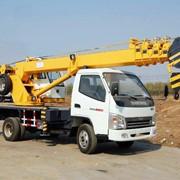 Автокран 10 тонн QY10H фото
