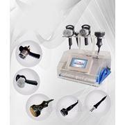 Аппарат 5 в 1. Кавитация, многополярный радиолифтинг, вакуум с РФ и микротоки для лица фото