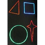 """Интерактивная панель """"Цветные фигуры-4"""" фото"""