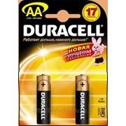 Батарейка Duracell Lr6 bp12 1.5в aa 1шт. (толстая) фото