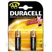 DUracell basic lr6 aa mn1500 bp2 (за 2 шт на блистере) (835261) фото