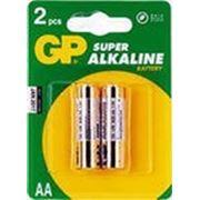 Батарейка GP AA фото