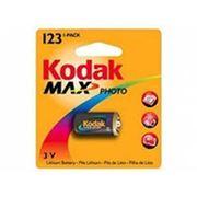Батарея Kodak CR123A фото