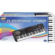 Синтезатор или 6 батареек тип d (не в комплект (821961) фото