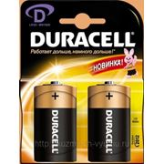 Батарейка DURACELL 2шт (LR20) фото