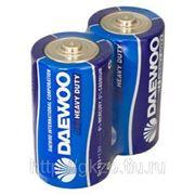 Элемент питания Daewoo R20 фото