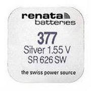 Батарейка для часов Renata 377 SR626SW фото