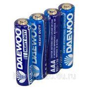 Элемент питания Daewoo R03 фото