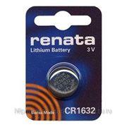 Батарейка Renata CR 1632 BL1 Батарейки фото