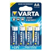 Батарейка Varta High energy 4906121414 фото