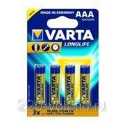 Батарейка Varta Longlife 4103101414 фото