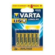 Батарейка Varta Longlife 4106101436 фото