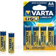 Батарейка Varta Longlife 4106101414 фото
