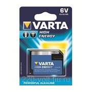 Батарейка Varta High energy 4918121401 фото