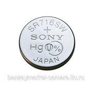 Элемент питания Sony 315 SR716SWN-PB SR58 фото
