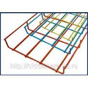 ПЛМ-150.60 OSTEC Проволочный лоток 150х60х3000 фото