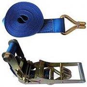 Ремень крепежный РК50 10м х50мм (4000х8000кг) фото