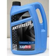 Антифриз Luxe синий 5 кг фото