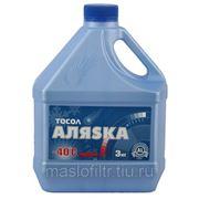 Тосол «Аляsка -40°С» 3 кг фото