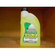 Антифриз Sintec GOLD G11 жёлтый 1 кг фото