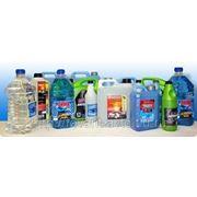 Охлаждающие жидкости и антифризы фото