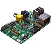 Raspberry Pi (model B, 512 Mb)