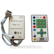 Контроллер LN-5V для SPI-RGB (5V, RF-ДУ, макс.50м)