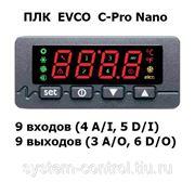 ПЛК. Программируемый логический контроллер EVCO Серии C-pro Nano.