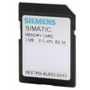 SIMATIC Memory Card 2 МБ 6ES7954-8LB01-0AA0 / 6ES7 954-8LB01-0AA0 / 6ES79548LB010AA0 фото