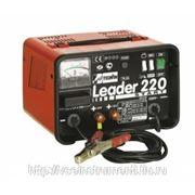 Пуско-зарядное устройство telwin leader 220 start 230v 12-24v фото