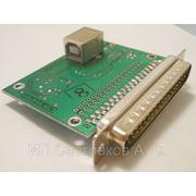 Контроллер клавиатуры usb-kbd-v1.3 фото