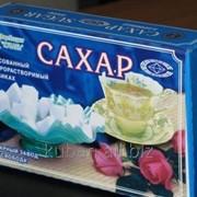 Сахар прессованный в кубиках пачка по 850 г фото