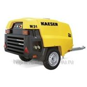 Компрессор KAESER M 31 с дизельным двигателем фото