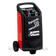 Пуско-зарядное устройство telwin dynamic 220 start фото