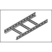 Лоток Baks лестничный DKD100H45/3 N м 1,2 mm