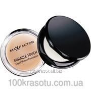 Пудра-крем Max Factor Miracle Touch, Цвет 40 слоновая кость фото