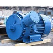 Электродвигатель 1ВАО-315SA-0,38-2eУ2, 1ExdellBT4, подш. SKF 380В 1240об/мин фото