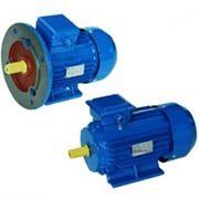 Электродвигатель взрывозащищенный АИМ80В6,1,1 кВт 1000 об/мин фото